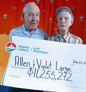 allen and violet large lottery winners
