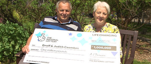 Geoff and Judith Coombes
